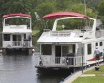 View our Houseboating page