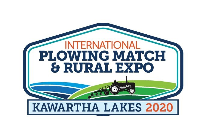 logo for the 2020 plowing match