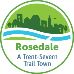 logo for trent-severn trail towns