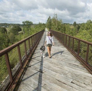 view the Kawartha trans canada trail website
