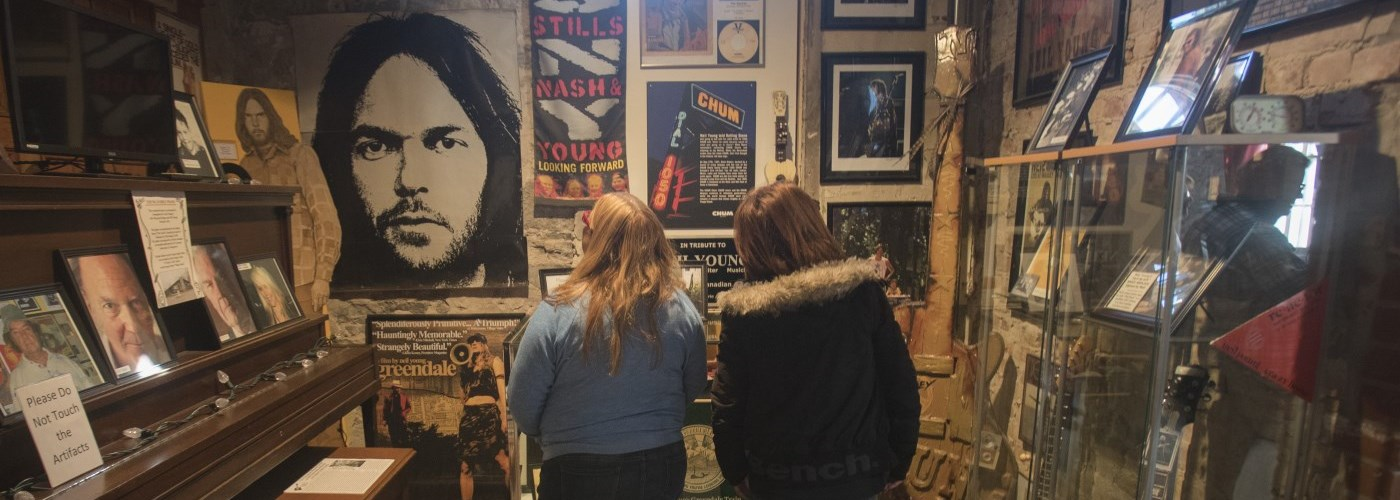 neil young exhibit